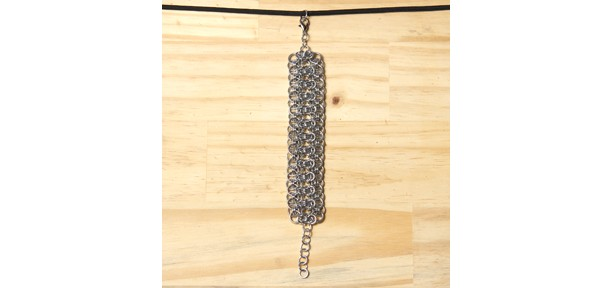 """The """"Princess Di"""" Chainmaille Bracelet"""