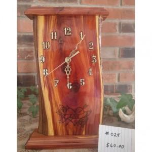 Cedar Clocks