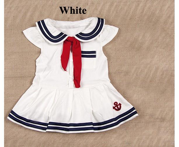1b9205f3f445 Baby Infant Kid Child Toddler Newborn Boy Girl Navy Marine Grow D ...