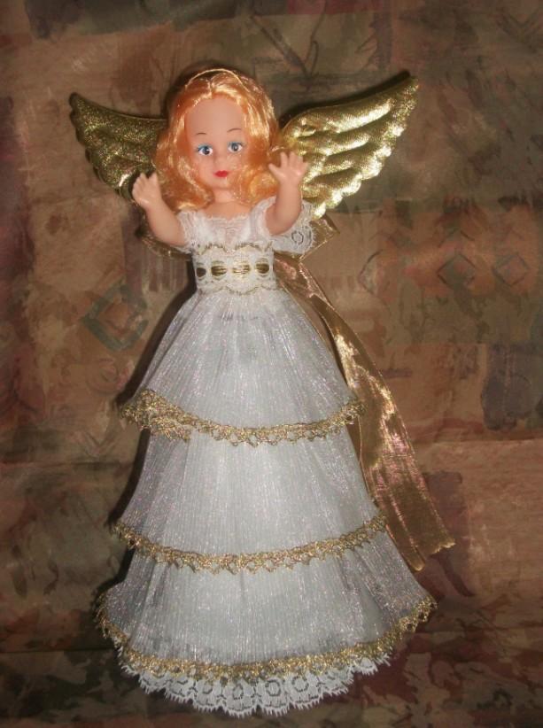 Angel Topper for Christmas Tree