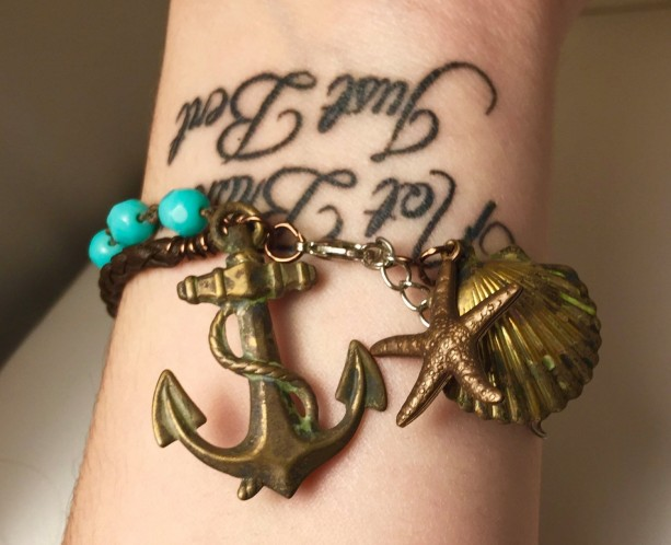 Antique Charm Bracelet