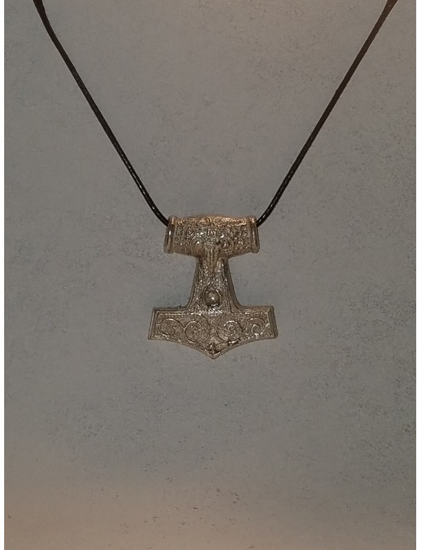 Viking King's hammer necklace