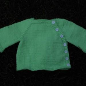Puerperium baby Cardigan