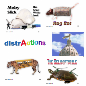 distrActions, set 1