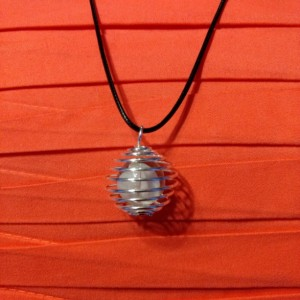 Marble Diffuser Necklace