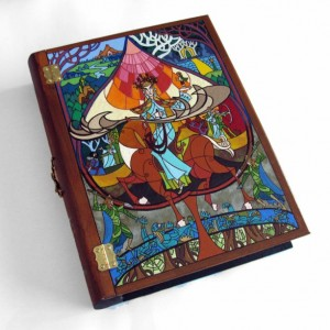 Thranduil: King of Mirkwood- big hideaway book box. One of a kind.