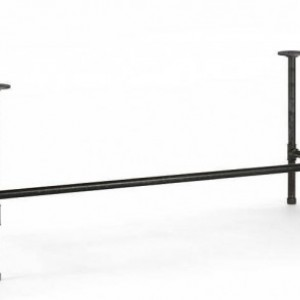 """Black Pipe Table Frame """"DIY"""" Parts Kit--3/4"""" X 66"""" Long X 18"""" Wide X 28"""" Tall"""