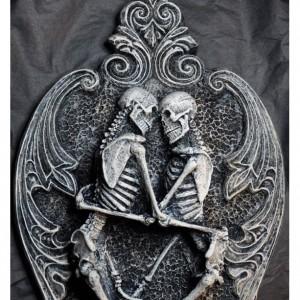 Amor Aeternus Wall Plaque
