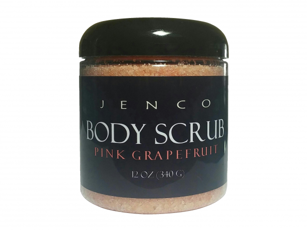 Pink Grapefruit Body Scrub