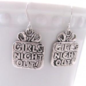 Girls Night Out Earrings Party Earrings