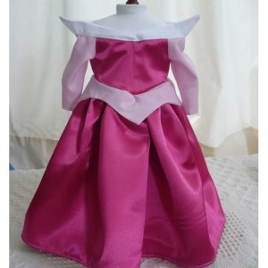Sleeping Beauty Dress for 18' Doll