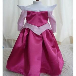 Sleeping Beauty Dress for 18' Doll