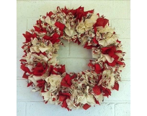Holiday Cardinal Wreath, Christmas Wreath, Christmas Front Door Wreath, Fireplace Wreath, Cardinal Wreath, Holiday Front Door Wreath