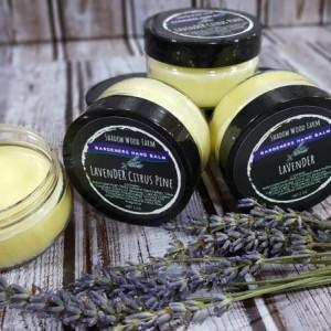Lavender Hand Balm