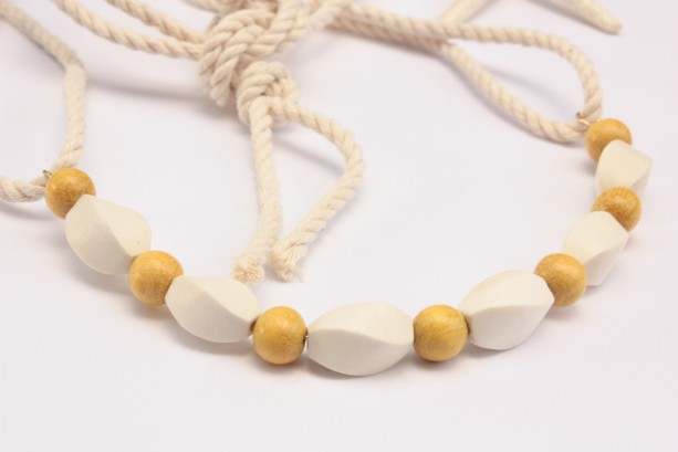 "Summer Beach Necklace ""Sunshine"""