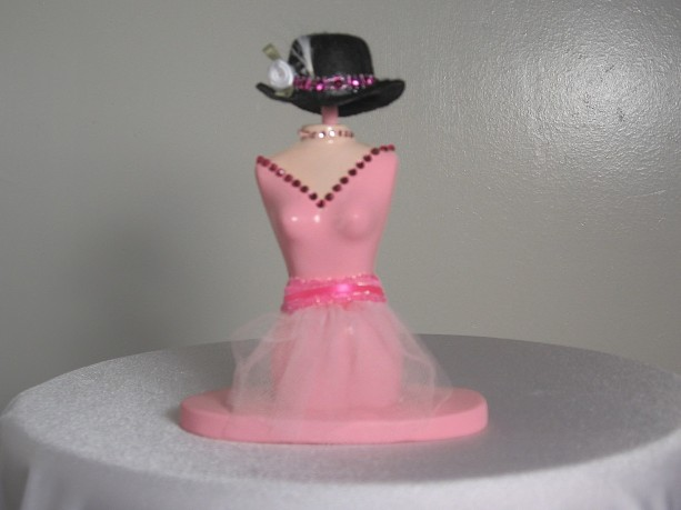Tiny Dancer ( mini dress form)