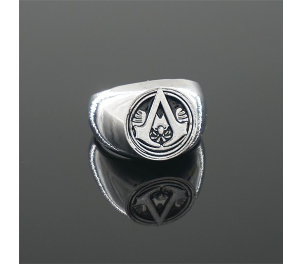 Assassins Creed Master Ring Anime Cosplay