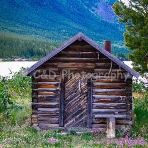 Alaskan Cabin