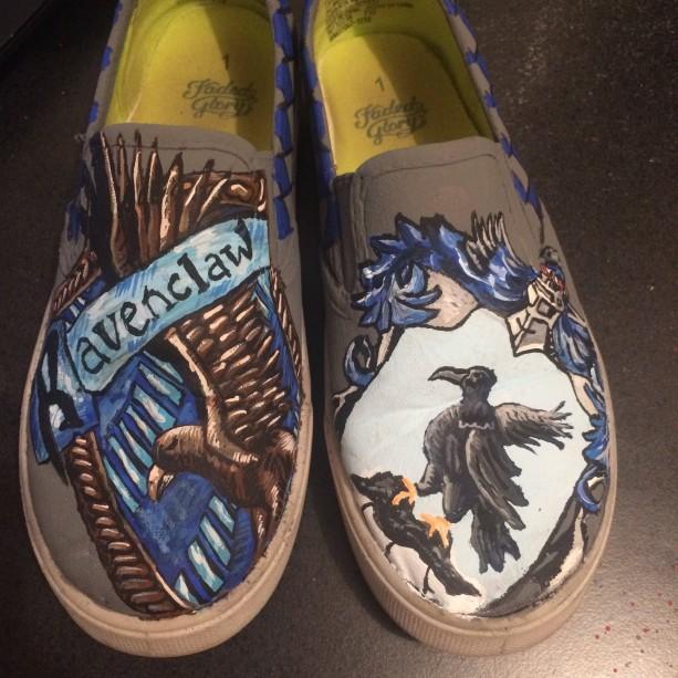 Ravenclaw Shoes