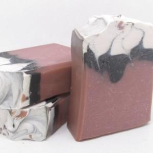 Black Raspberry Vanilla Soap with Coconut Milk