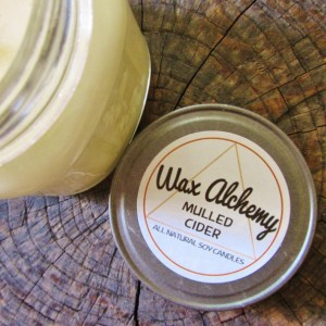 Mulled Cider 8 oz Soy Candle