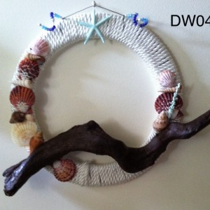 Driftwood Door Wreaths