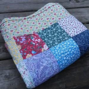 Baby Girl Farmhouse Quilt