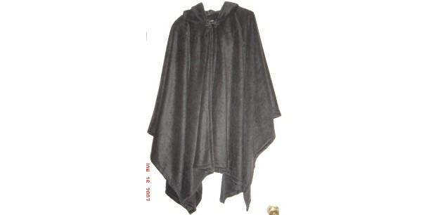 Black Fleece Cape