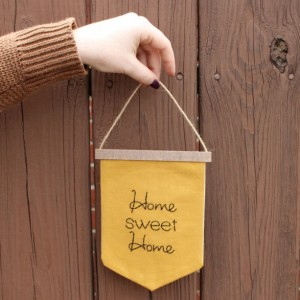 Home Sweet Home Mini Banner