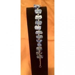 Icelandic Blue Bracelet