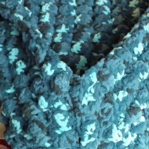Super Soft Mermaid Tail Blanket