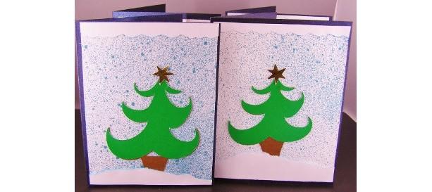 Christmas Card Set (set of four)