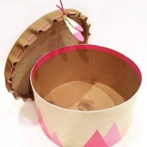 Bubbledrum - Pink