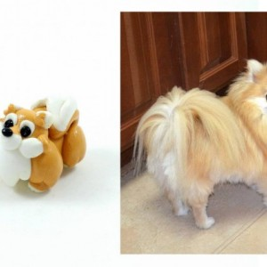Your Dog as a Personalized Miniature Figure