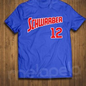 Kyle Schwarber #12 T-Shirts
