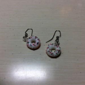 Kawaii Donut Earrings