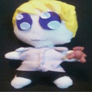 Chibi Character Plushies