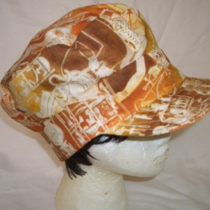 Handmade Newsboy Hat