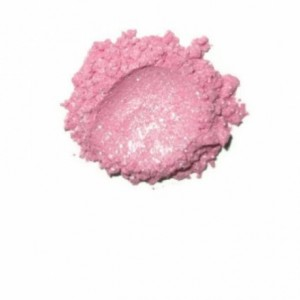 Mineral Makeup Eyeshadow- Pink Family- Loose Powder