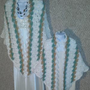 Cuddle Set Shawls Inspired by Disney Princess Tiana
