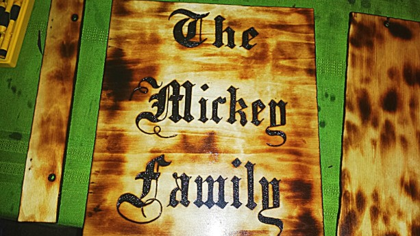Family name picture book
