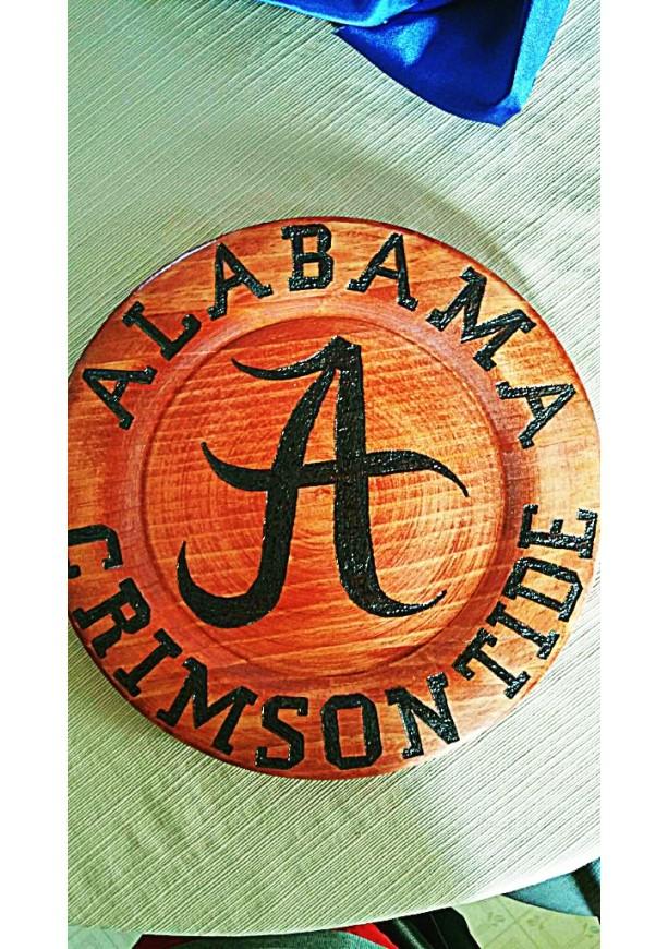 Bama plaque