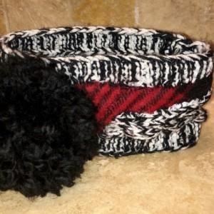 Handmade Pompom Headbands