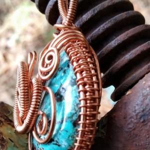 Steampunk Copper Jumble