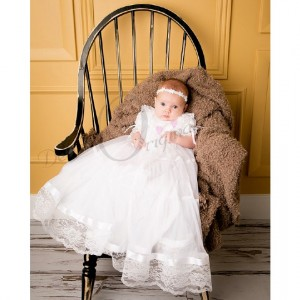 Lauren Christening Gown