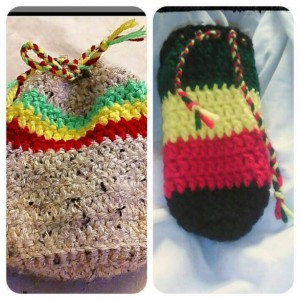 Small Rasta Bag