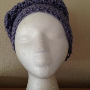 Slouch Hat (Purple)