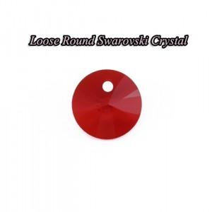 """Petals"" Real Dried Rose Petal Heart Pendant with Swarovski Crystal Option"