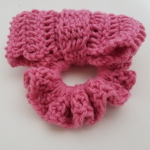 Set of 3 Bow Scrunchies (FREE SHIPPING!!)