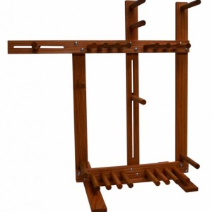Floor Standing Inkle Loom For Inkle Weaving Belt Weaving Tablet Or Card Weaving